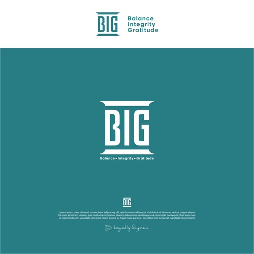Bold Logo BIG