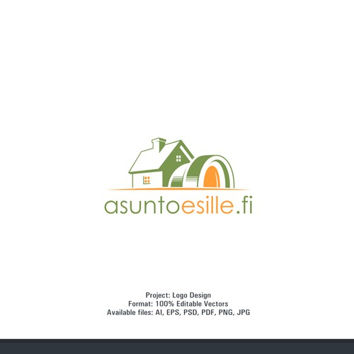 Logo for a Top Quality Real Estate Photography Business