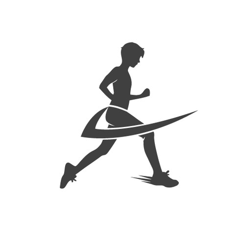 I host running events and need a logo that I can be proud to display everywhere