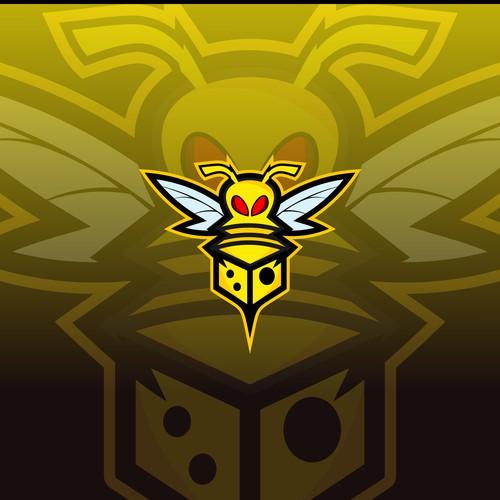 logo game bee