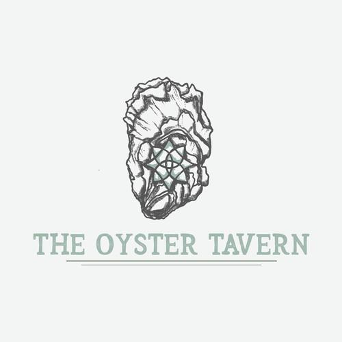 Nautical Yet Irish Tavern Logo