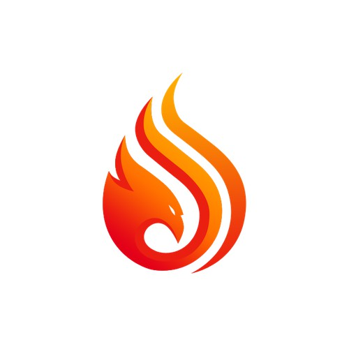 Eagle Fire Logo (for sale)