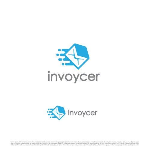 Logo design concept for Invoycer