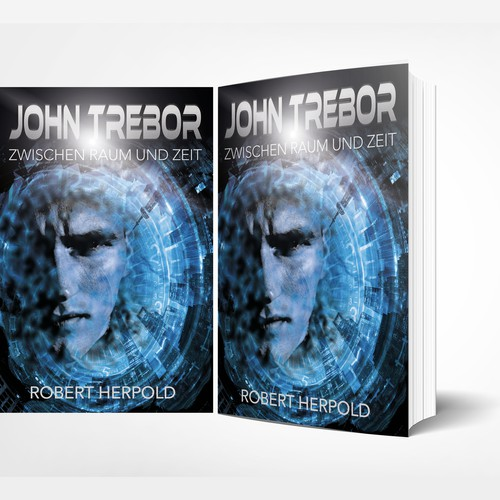 Science Fiction/Time Travel/Thriller Book Cover
