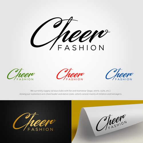 Cheer fashion