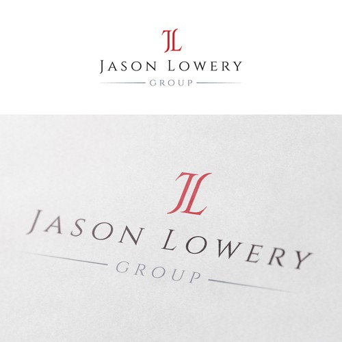 "Winning design for ""Jason Lowery Group"""