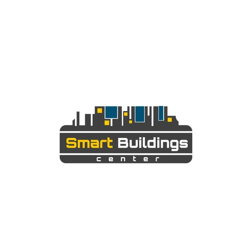 Create a logo for the Smart Buildings Center