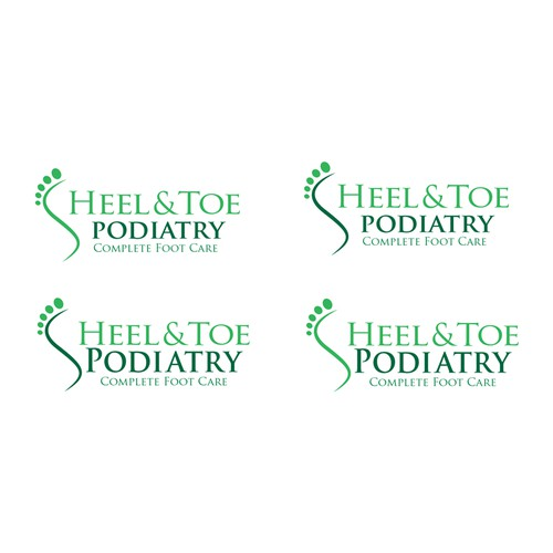Heel and Toe Podiatry needs a logo!