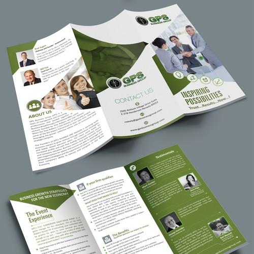 GPS Event Sponsorship Brochure