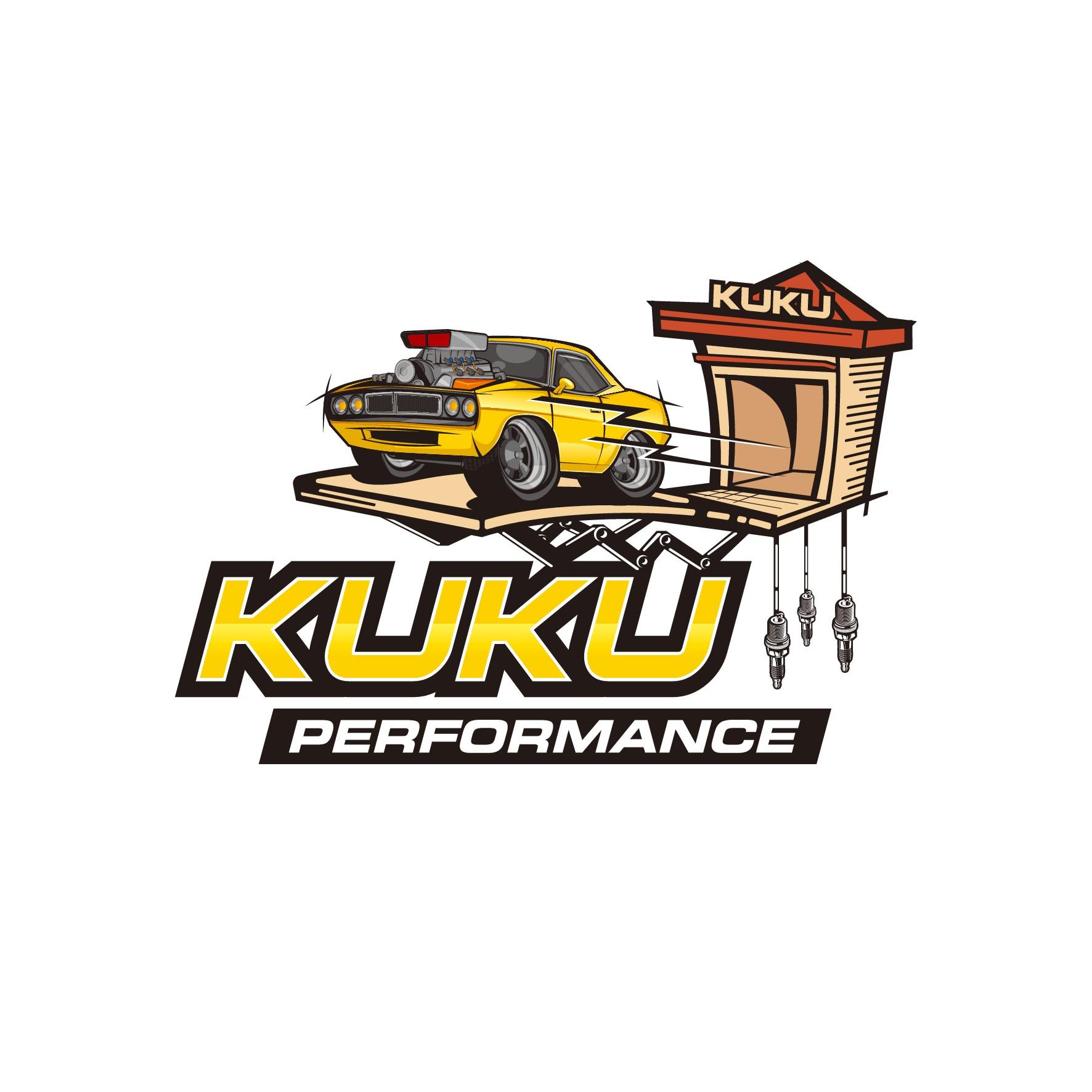 New unique custom parts business needs a creative logo
