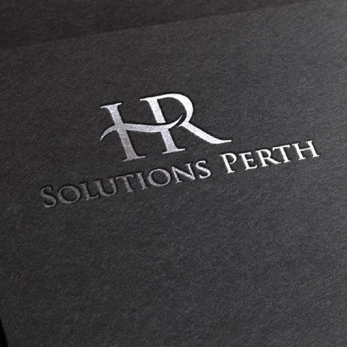 HR Solutions Company Logo Design