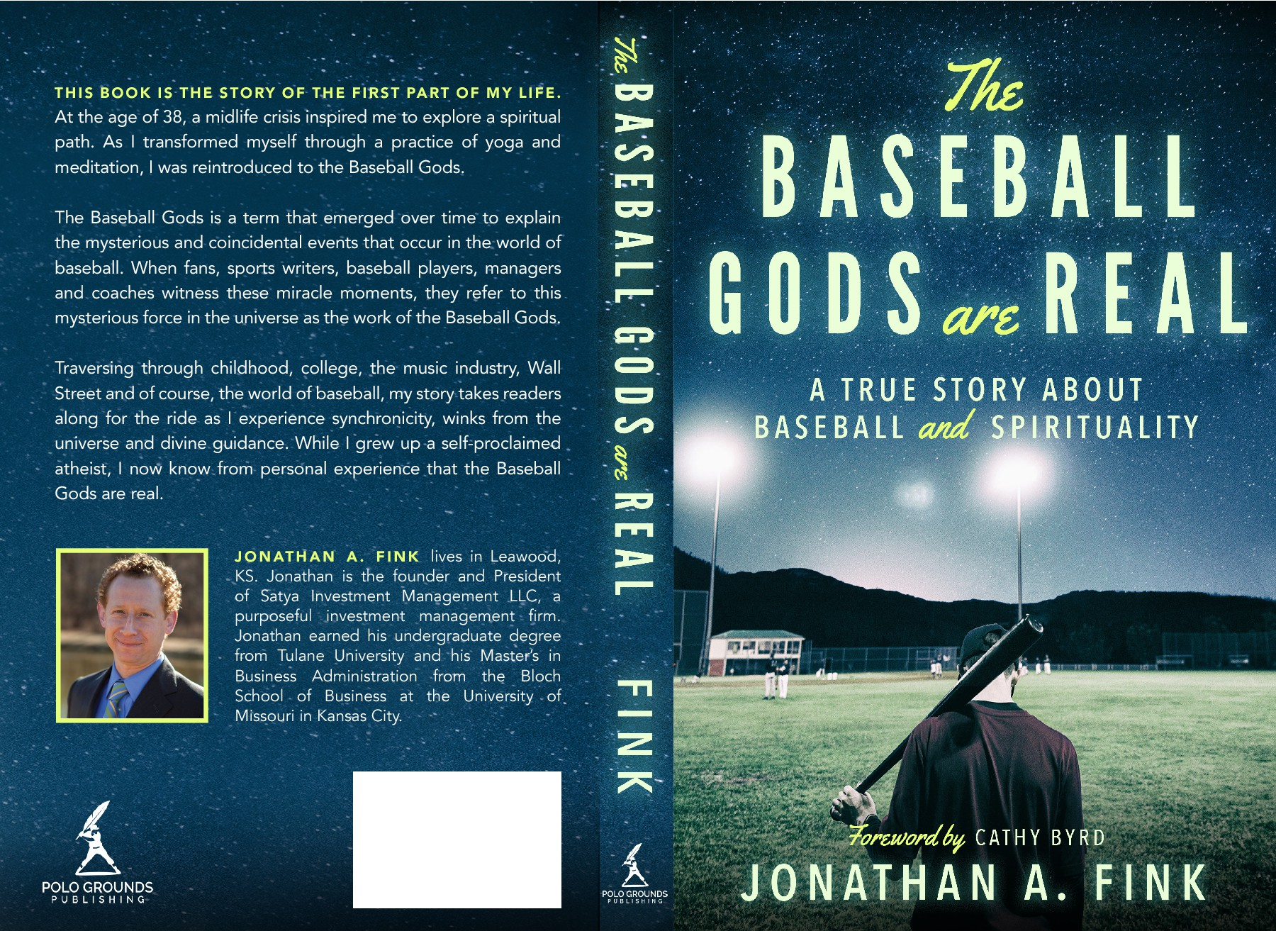 Book Cover for The Baseball Gods are Real