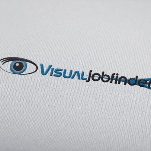Logo for a job exchange video platform