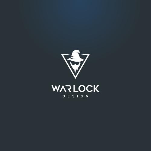 warlock logo designs