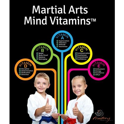 Martial Arts Vitamins™