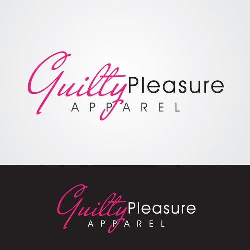 Guilty Pleasure Apparel needs a new logo