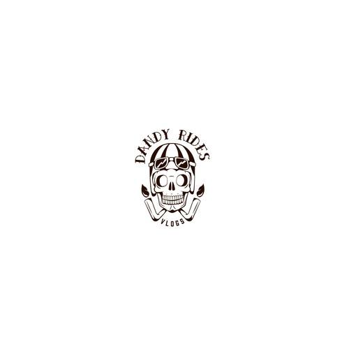 Dandy Rides - Motovlog Logo