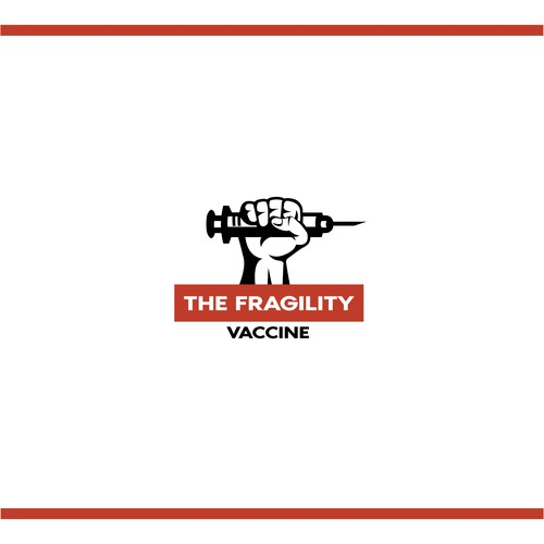Logo Design for 'The Fragility Vaccine'