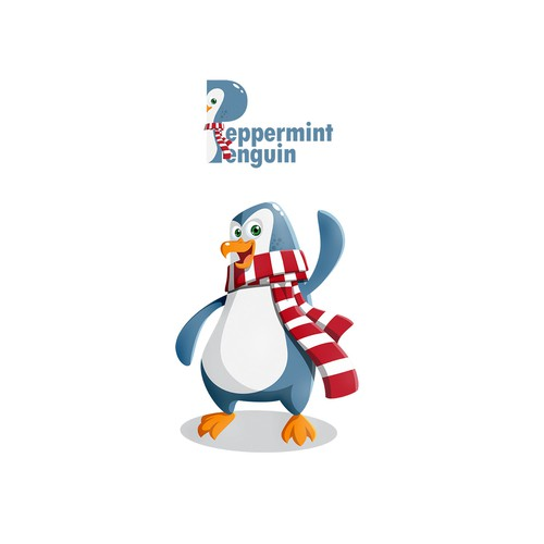 The Peppermint Penguin
