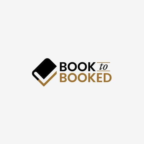 Bold Timeless Book/checkmark logo