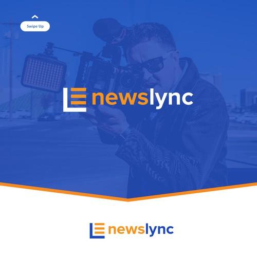 Logo Design for Newslync