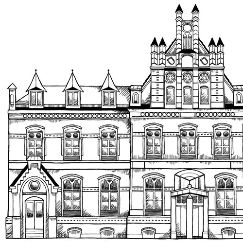 Building Lineart