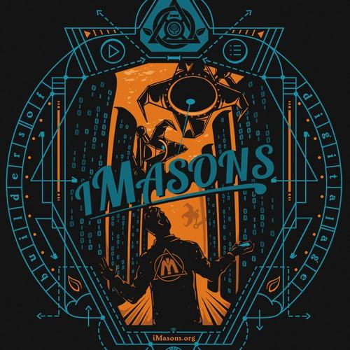 iMasons Shirt Design