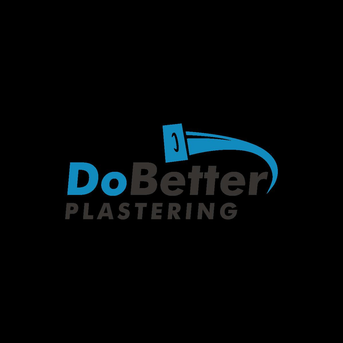 DoBetter Plastering Logo