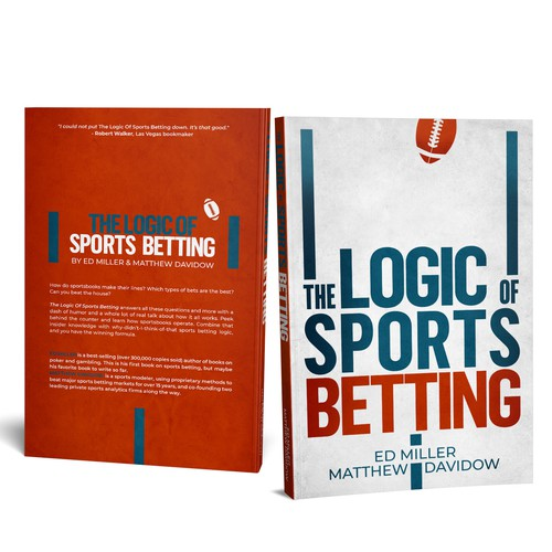 Book cover for The Logic Of Sports Betting
