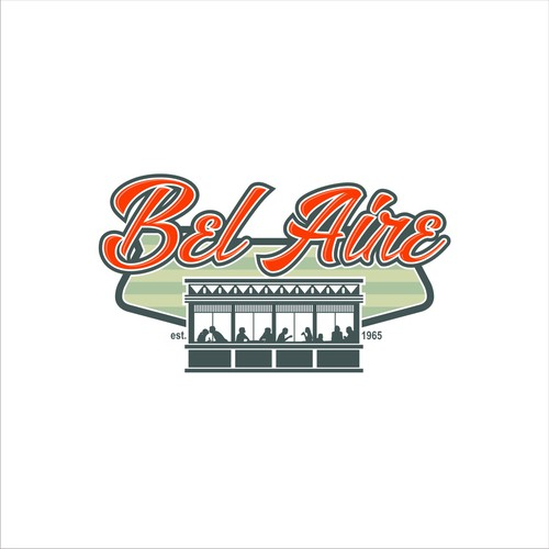 Logo concept for Bel Aire