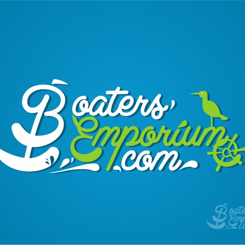 New logo wanted for BoatersEmporium.com