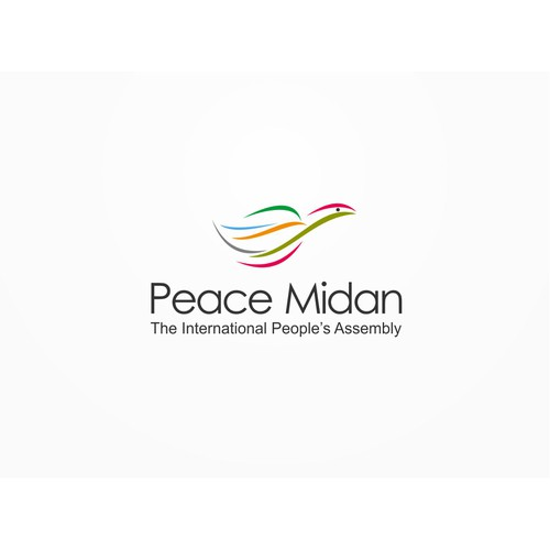 PEACE MIDAN is looking for THE PERFECT logo