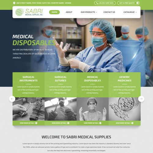 Sabri Medical Supplies