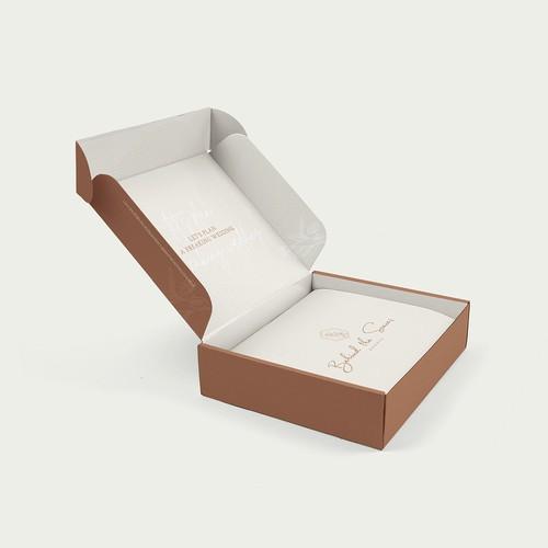 Gift Box Behing The Scenes EO