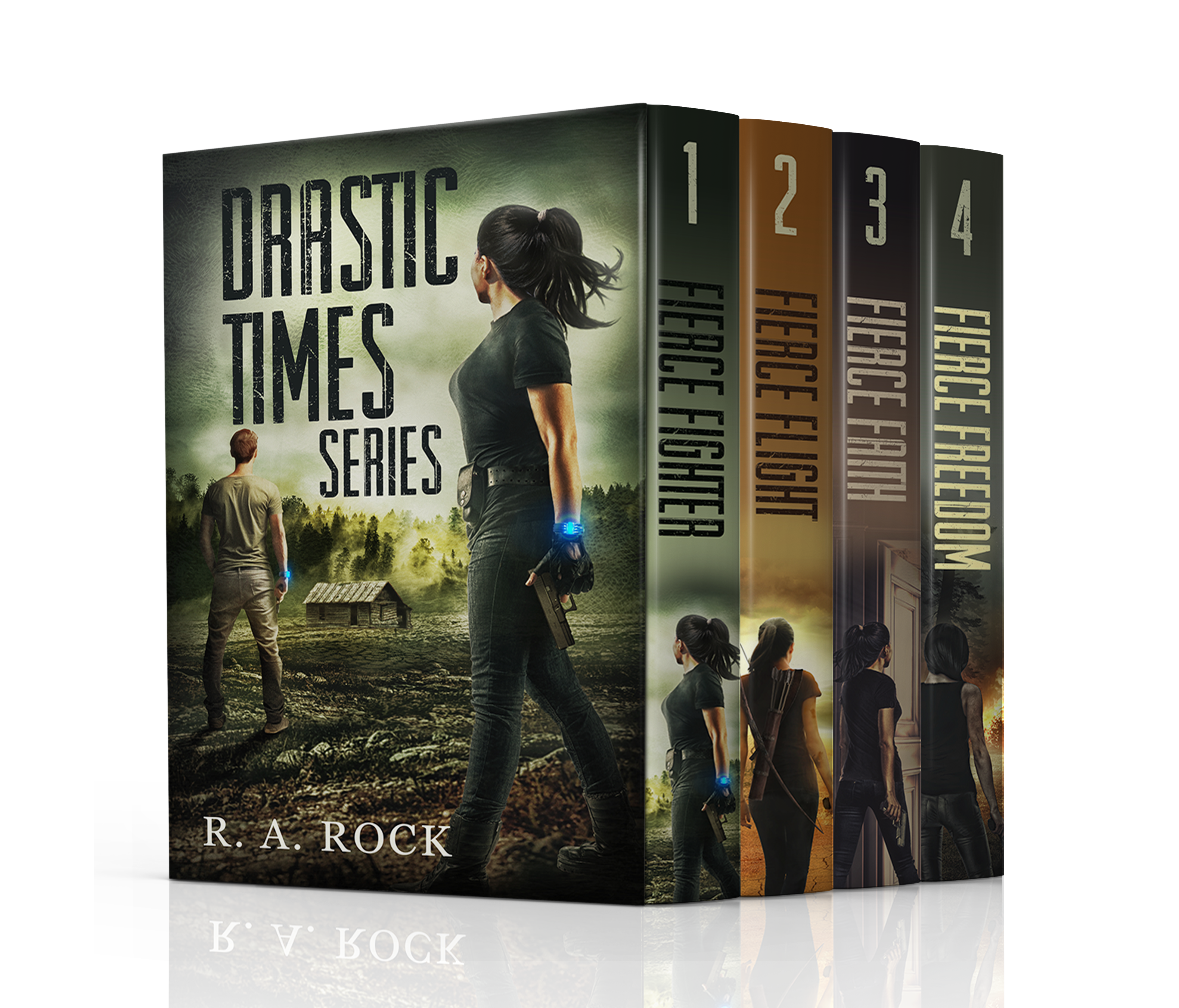 Drastic Times Book 4 and Box Set