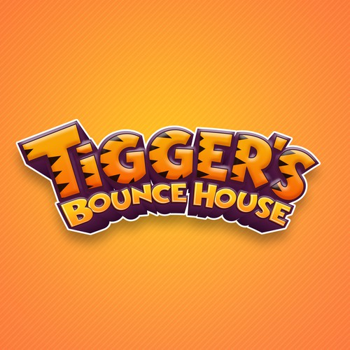 Tiger's Bounce House