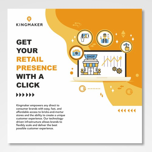 Online Retail - Product Poster