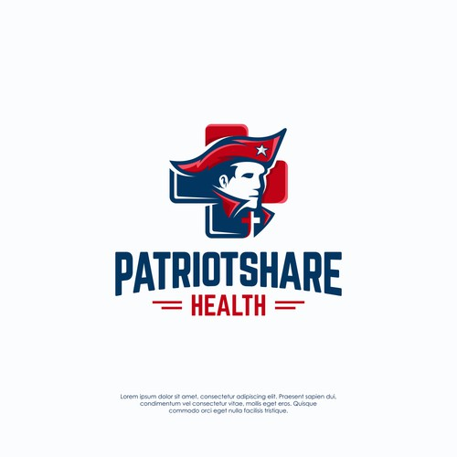 Logo concept for Patriotshare Health