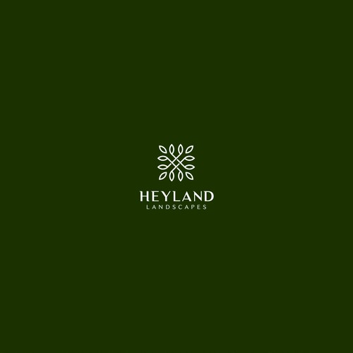 Logo design for Heyland.