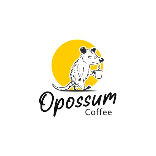 logo opossum