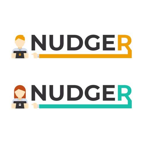 Logo Design for Nudger