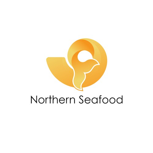 Energetic and youthful logo inspire the northern nature