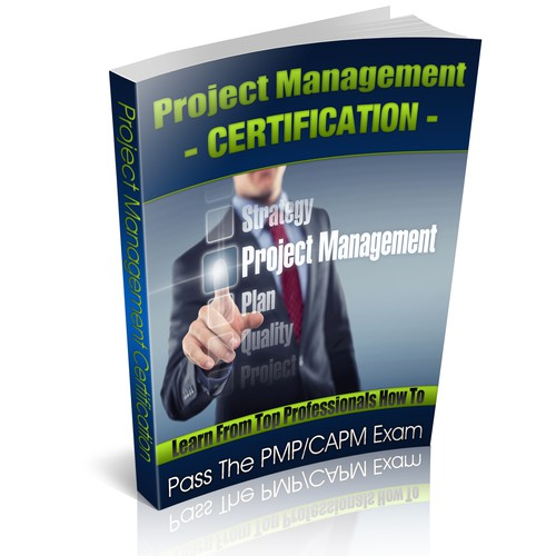 New book or magazine design wanted for Project Management Solutions Ltd.