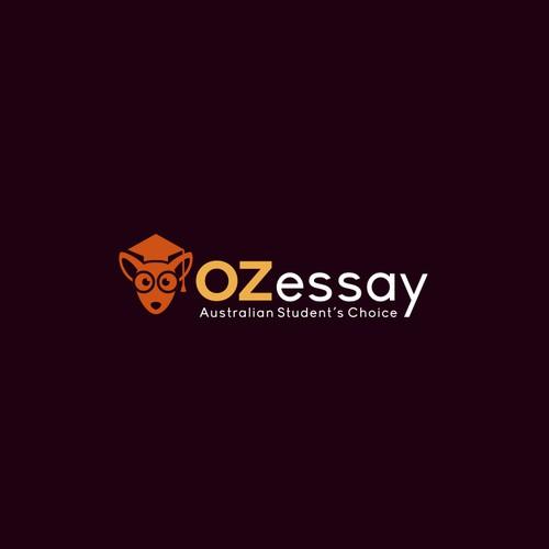 Logo design for OZessay
