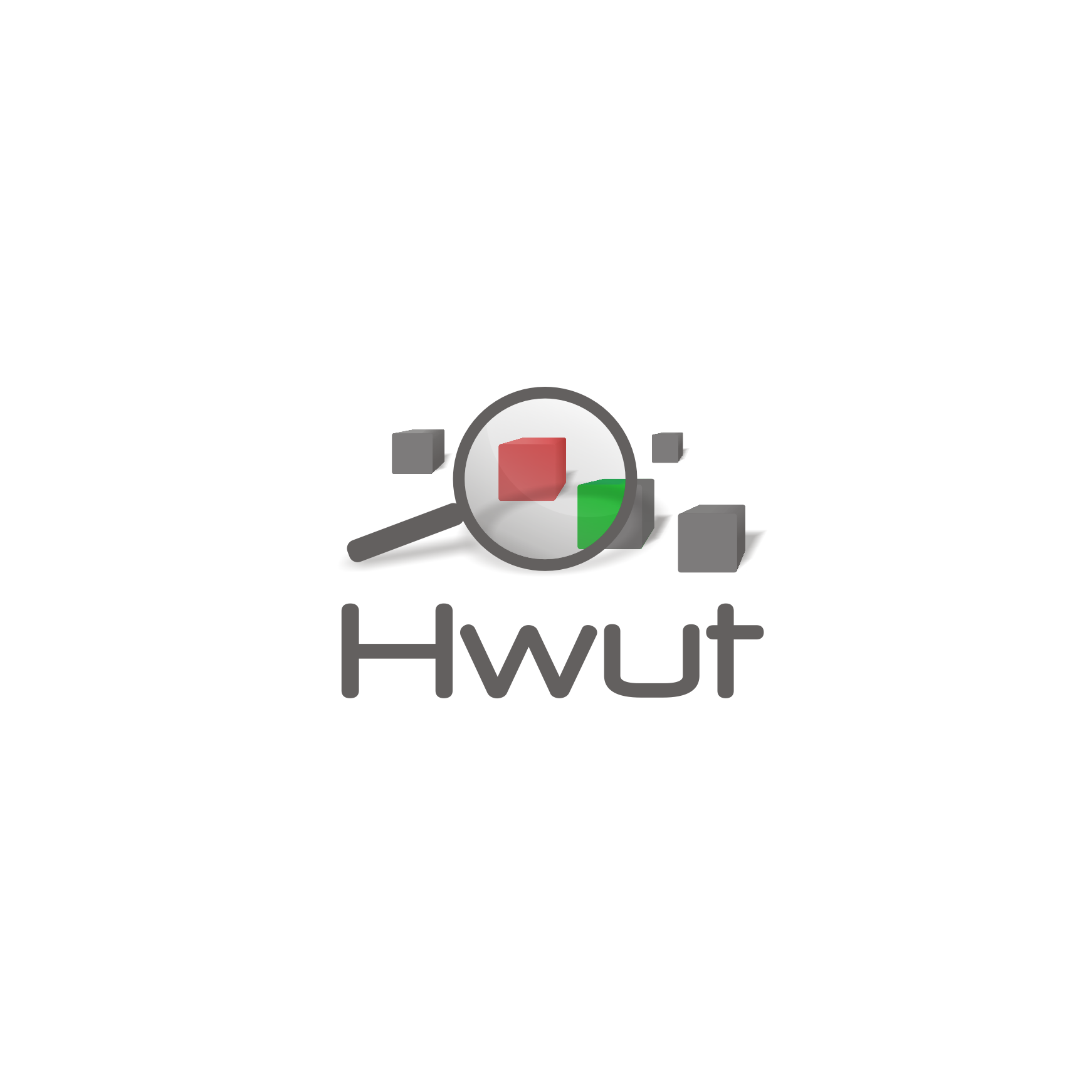 OpenSource: HWUT -- Logo for a cool software unit test tool.
