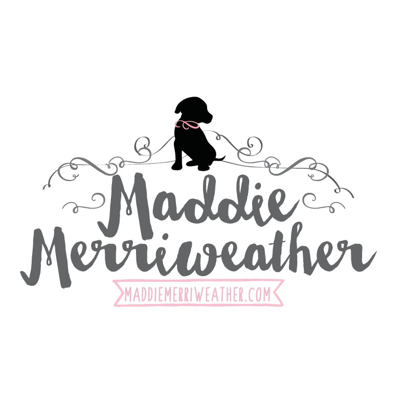 Create a logo for a chic new online gift & travel company - Maddie Merriweather.