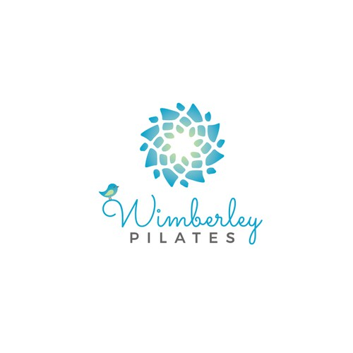 Wimberley Pilates logo