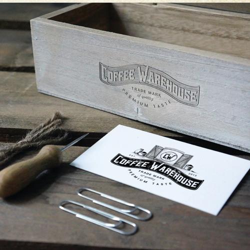 Coffee Warehouse logo