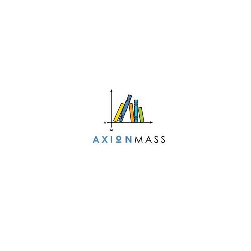 Axion Mass needs a nerdy publishing logo