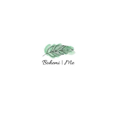 Bohemian logo concept